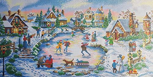 Christmas Time Cross Stitch