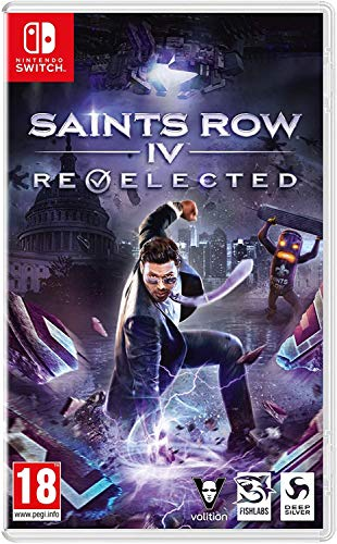 Saints Row IV Re-Elected (Nintendo Switch) [ ]