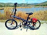 DIRECTRUNNER Honda Fold - DR1L Ready Bike