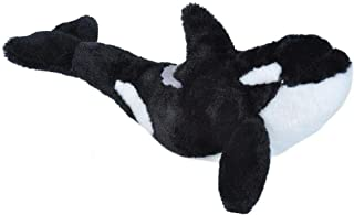 Wild Republic Orca Plush, Stuffed Animal, Plush Toy, Gifts for Kids, Cuddlekins 13 inches