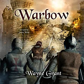 Warbow audiobook cover art