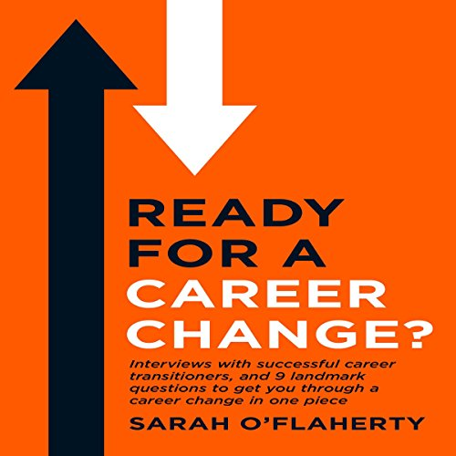 Ready for a Career Change? audiobook cover art