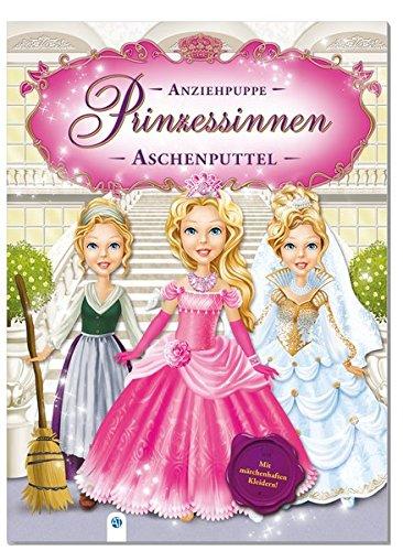 Anziehpuppe Aschenputtel
