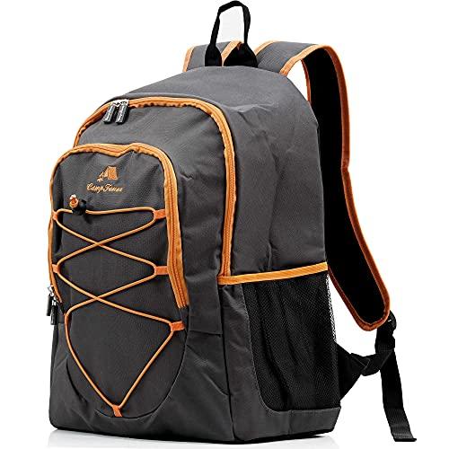 CampFeuer Zaino Termico | 30 L | Borsa Termica Grande Impermeabile Leggero | Uomo e Donna | Cooler Bag per BBQ, Campeggio, Picnic, Escursioni, Lavoro