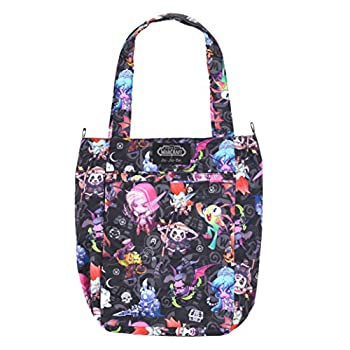 Ju-Ju-Be Be Light Everyday Lightweight Zippered Tote Bag World of Warcraft Collection - Cute But Deadly