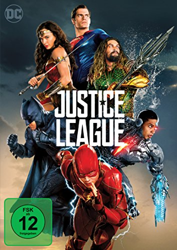Justice League [Alemania] [DVD]