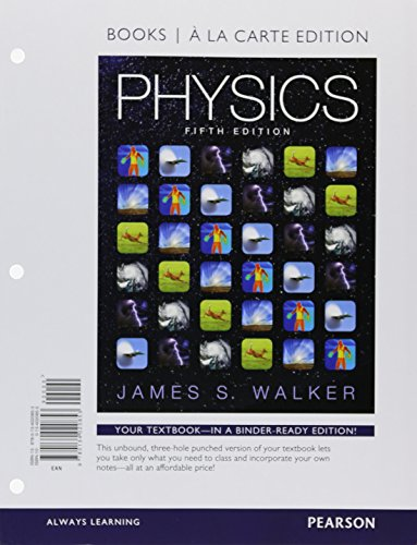 Physics, Books a la Carte Plus Mastering Physics with Pearson eText -- Access Card Package (5th Edition)