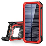 Best Solar Chargers - Solar Charger 30000mAh, Emergency Battery Solar Power Bank Review