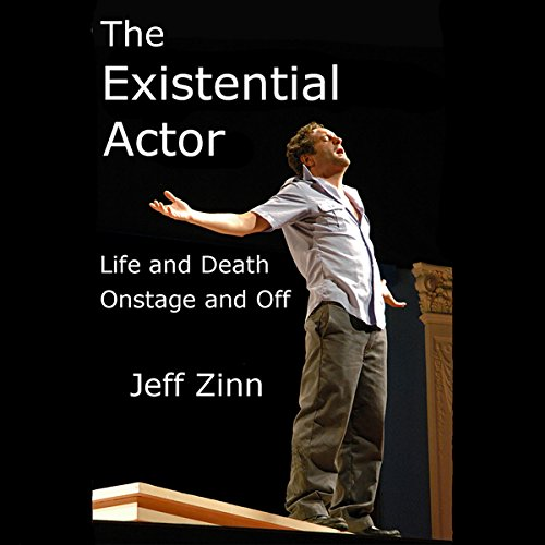 The Existential Actor audiobook cover art