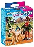 PLAYMOBIL- Especial Vaquero con Potro, Color, Miscelanea (5373)