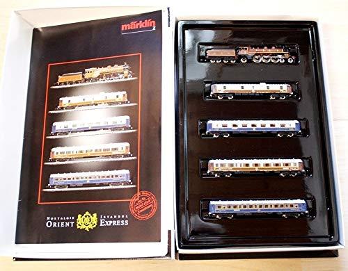 Orient Express Nostalgie Istanbul Zugset Spur Z märklin mini-club#2