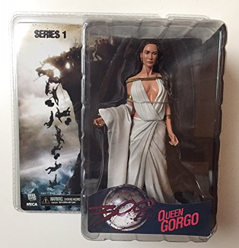 NECA 300 Series 1 Queen Gorgo 7 inch figure