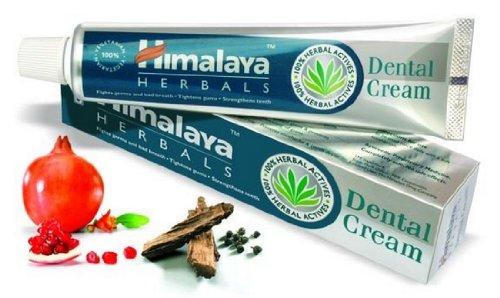 Himalaya Herbal Dentale Creme Zahnpasta 100g für Gum Pflege