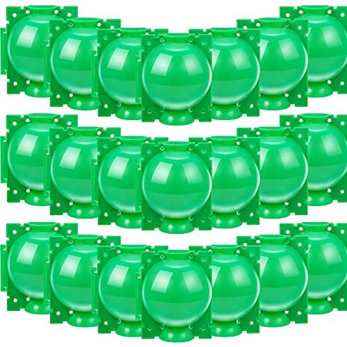 Caja Cultivo Enraizamiento Plantas Reutilizable Bola Propagación Dispositivo Injerto Caja Enraizamiento Jardín Asistido Controlador Corte Raíz Controlador Raíz Botánica Injerto, S, Verde (20 Piezas)