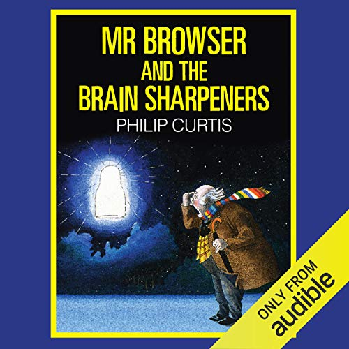 Mr Browser and the Brain Sharpeners cover art