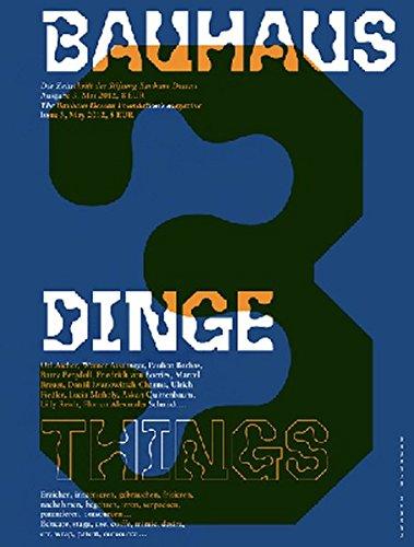 Bauhaus. Zeitschrift der Stiftung Bauhaus Dessau. Heft 3 (bauhaus. Die Zeitschrift der Stiftung...