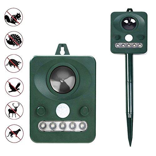 Repeller des animaux - Paravent imperméable pour chats, volts, souris, oiseaux, etc.