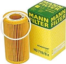 VOLVO C30 C70 S40 V50 Oil Filter Kit MANN HU719/8X NEW
