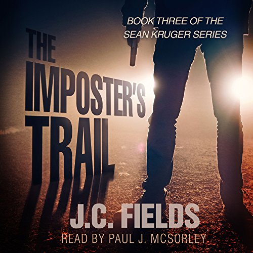 The Imposter's Trail audiobook cover art
