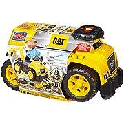 Mega Bloks Cat 3-in-1 Ride-on, Yellow, Standard (DCH13)