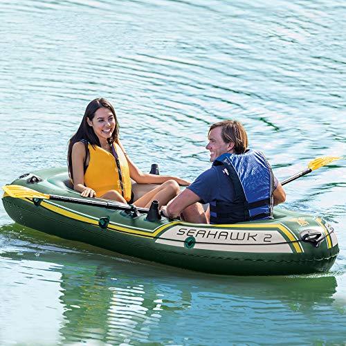 Intex Schlauchboot Seahawk 2 im Set im Test - 3