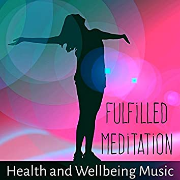 Fulfilled Meditation - Brainwave Generator Problem Solving Insomnia Treatment Health and Wellbeing Music with Nature New Age Sounds