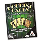 SOLOMAGIA Houdini Cards by Astor - Card Tricks - Trucos Magia y la Magia - Magic Tricks and Props