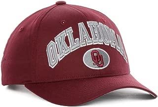 Oklahoma Sooners Sport Zephyr Snapback Maroon Cap Hat