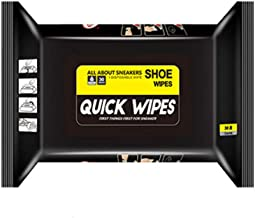 Disposable Sneakers Cleaning Wet Wipes White Shoes Artifact Travel Portable Sneaker Cleaning Wipe Removes Dirt 30 Wipes (1pack)