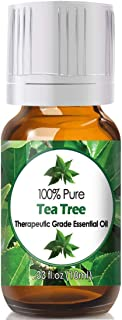 Tea Tree Essential Oil for Diffuser & Reed Diffusers (100% Pure Essential Oil) 10ml