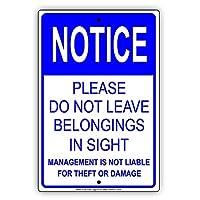 保険規制により、顧客は作業エリアで許可されていません メタルポスタレトロなポスタ安全標識壁パネル ティンサイン注意看板壁掛けプレート警告サイン絵図ショップ食料品ショッピングモールパーキングバークラブカフェレストラントイレ公共の場ギフト