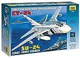 Zvezda - Z7265 - Maquette - Sukhoï SU-24 - Echelle 1:72