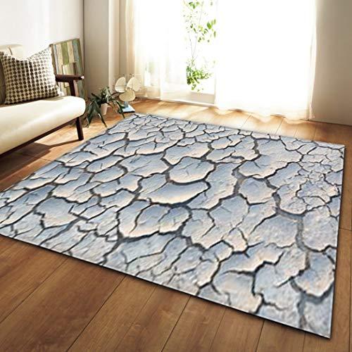 Feidaeu Halle Teppich weiche Flanell 3D gedruckt eiter teppiche Salon geometrische Anti rutsch Wohnzimmer Sofa couchtisch fußmatten