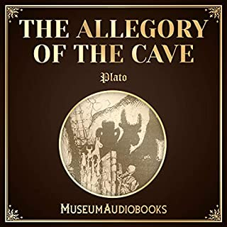 The Allegory of the Cave audiobook cover art