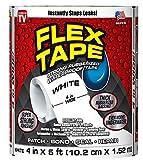 Flex Tape Rubberized Waterproof Tape, 4' x 5', Clear, (Model: SG_B07B6F5PJ7_US)