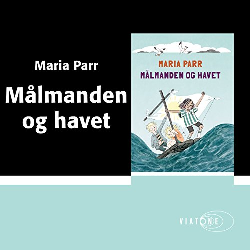 Målmanden og havet [The Goalkeeper and the Sea] audiobook cover art