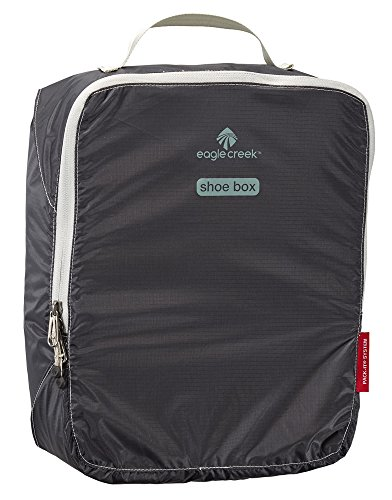 Eagle Creek Schuhsack Pack-It Specter Multi-Shoe Cube Schuhorganizer für die Reise, ebony