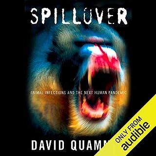 Spillover audiobook cover art