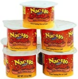 Pack de 4 tazas de queso Nacho con medalla de oro, 99 g