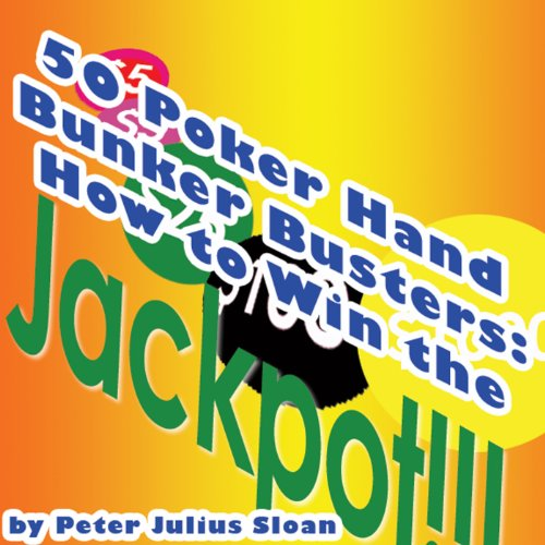 50 Poker Hand Bunker Busters audiobook cover art