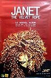 Janet Jackson RIESENPOSTER Giant Poster The Velvet Rope