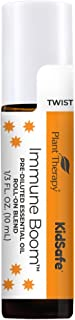 Sponsored Ad - Plant Therapy Immune Boom KidSafe Essential Oil Blend Pre-Diluted Roll-On 10 mL (1/3 oz) 100% Pure, Therape...