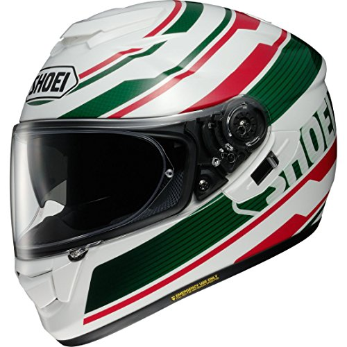 Casco Moto Shoei Gt Air Primal Tc-4 Verde (S , Verde)