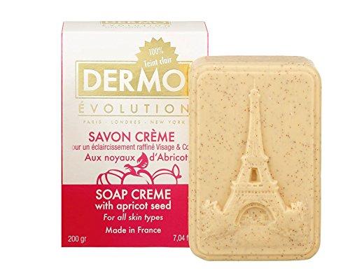 DERMO EVOLUTION Savon CréméGommant 250 g