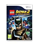 Lego Batman 2 DC Super Heroes Nintendo Wii Game UK PAL