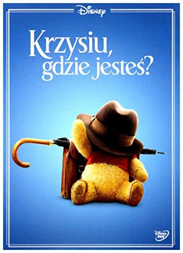 MOVIE/FILM - KRZYSIU, GDZIE JESTES? (1 DVD)