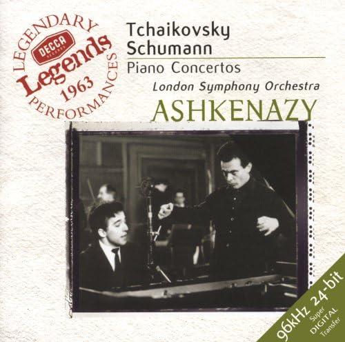 Vladimir Ashkenazy, London Symphony Orchestra, Lorin Maazel & Uri Segal