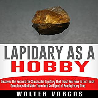 Lapidary as a Hobby audiobook cover art