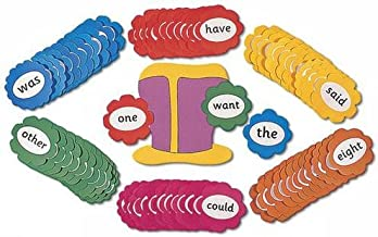 Best jolly phonics tricky words Reviews