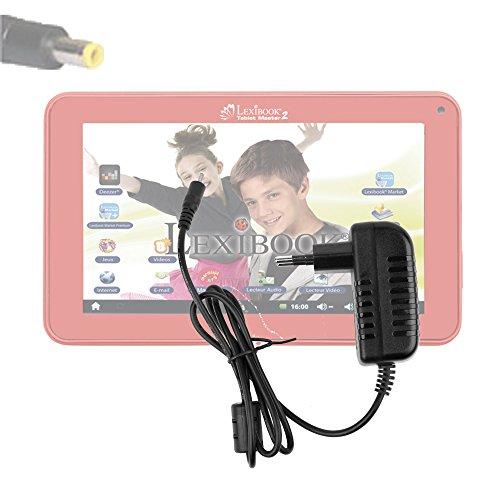 Duragadget - Cargador para tablet Lexibook y Tablet Master 2 MFC157FR